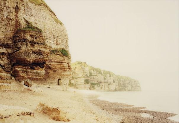 Cap d'Antifer, Frankreich
