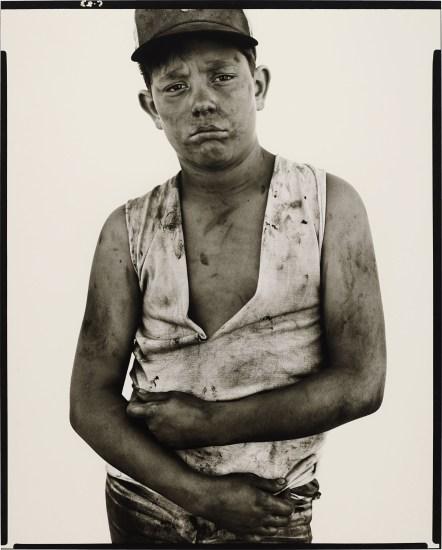 Bubba Morrison, oil field worker, Albany, Texas, June 10