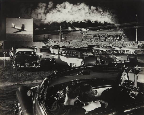 NW1103, Hot Shot Eastbound at the Iaeger Drive-in, West Virginia