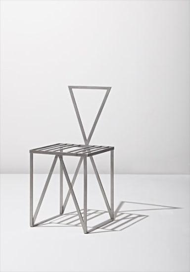 "Rare ""Café Chair"""