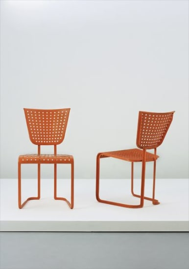 MI CASA Porte-Bougie c/œur 8 x 7 Orange Orange