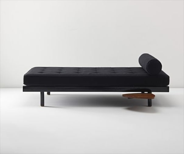"""Antony"" bed, model no. 450, from the Cité Universitaire, Antony, France"