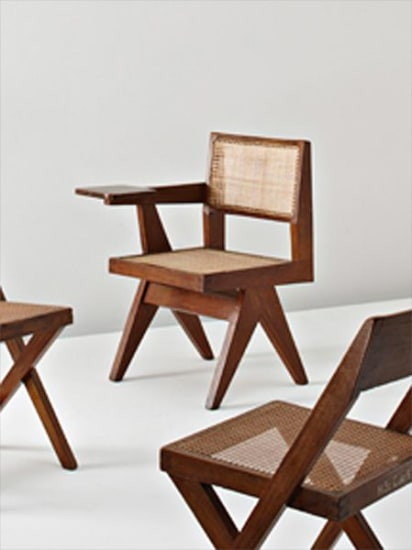 """Class"" chair, from Chandigarh, India"