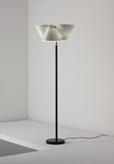 Floor lamp, model no. A 809