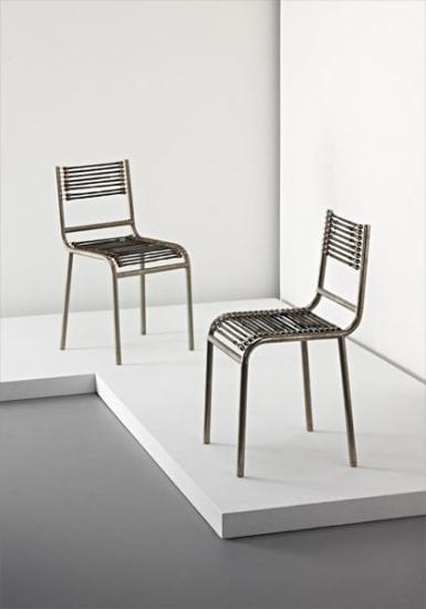 """Pair of """"Sandows"""" chairs"""
