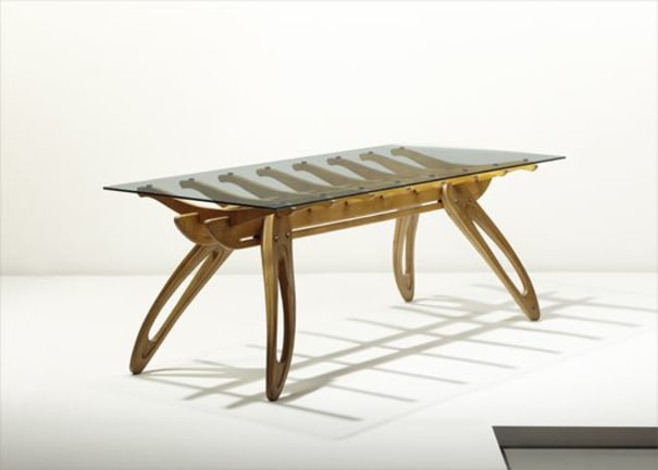 """""""Millepiedi"""" dining table"""