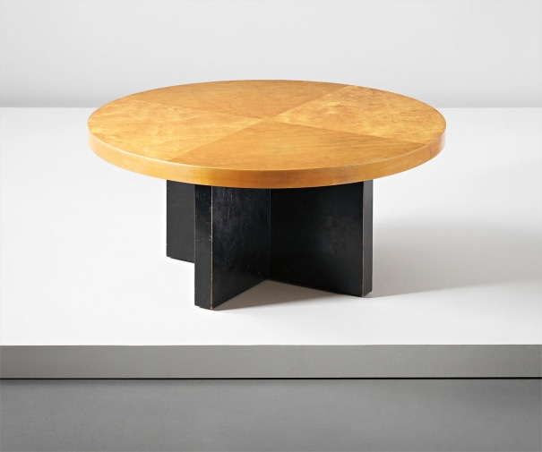 Awesome Greta Magnusson Grossman Rare Coffee Table Circa 1934 Gmtry Best Dining Table And Chair Ideas Images Gmtryco