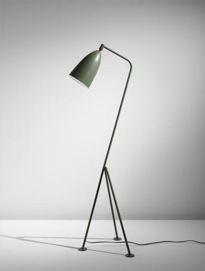 Greta Magnusson Grossman Grasshopper Floor Lamp 1947 1948