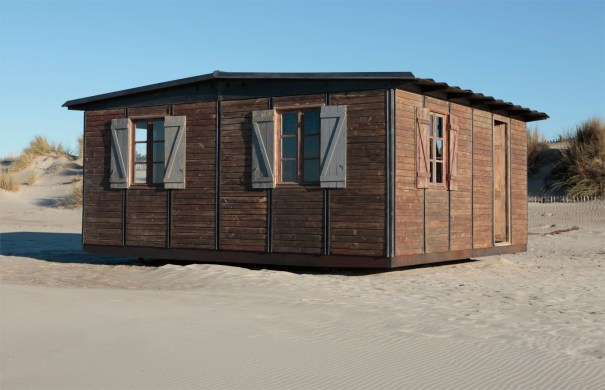 """6x6"" demountable house"