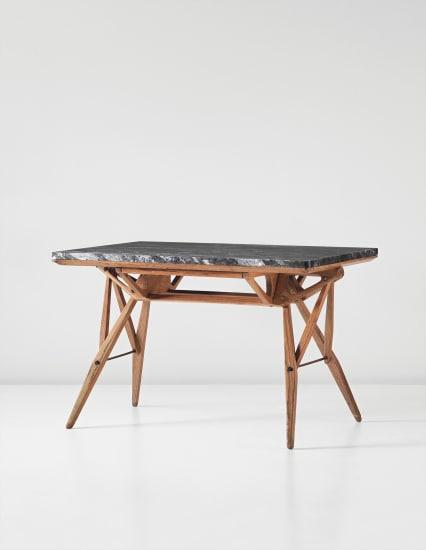 Miraculous Carlo Mollino Table Designed For Societa Reale Mutua Di Inzonedesignstudio Interior Chair Design Inzonedesignstudiocom