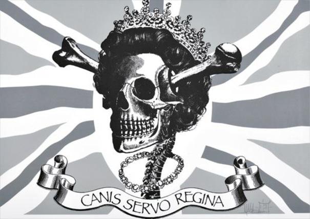 Canis Servo Regina