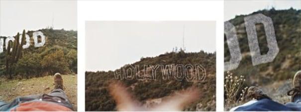 Hollywood Scratchiti