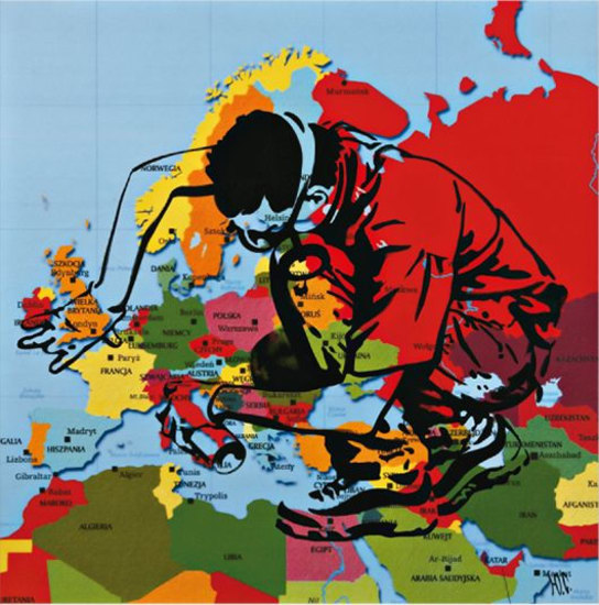 Red Graffitist