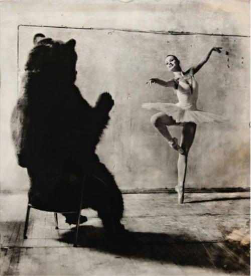 Taste for Russian Ballet
