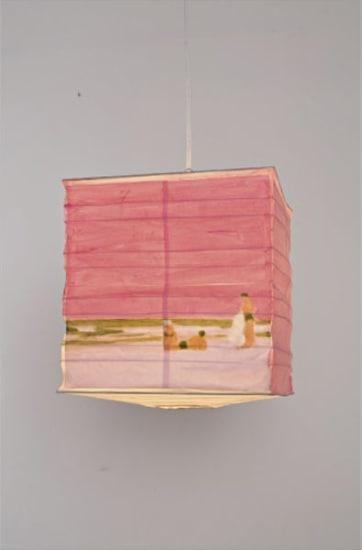 Pink Beach Lantern