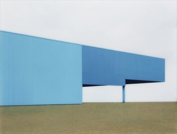Hall blue #3