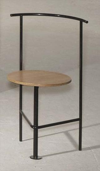 Pleasant Shiro Kuramata Three Legged Chair C 1986 Phillips Gamerscity Chair Design For Home Gamerscityorg