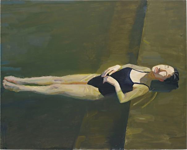 Relaxing in Water