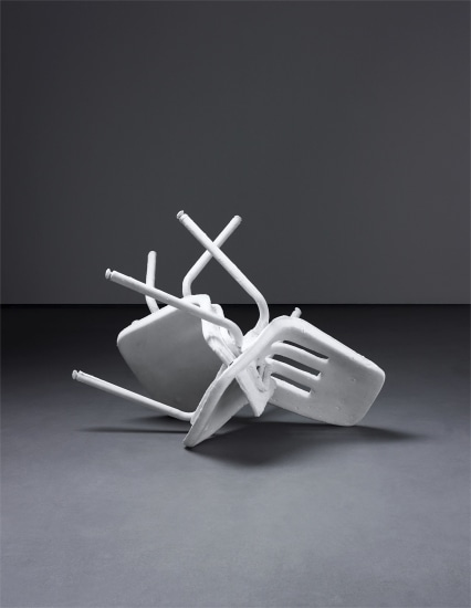 Not Yet Titled (Two Chairs)