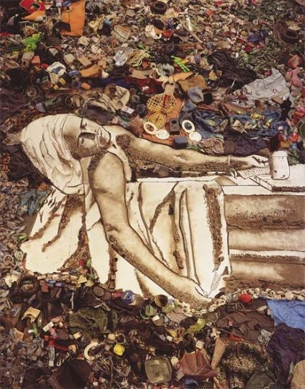 Marat (Sebastiao) Pictures of Garbage