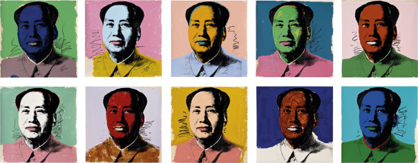 Mao Portfolio (set of 10)