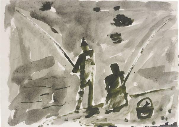 Untitled (Dos Pescadores)