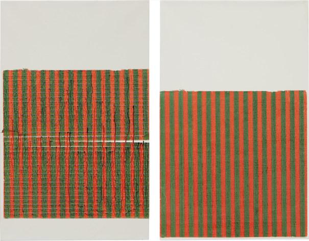 Two works (i-ii): Untitled