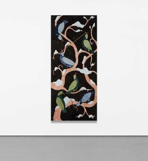 Untitled (Decorative Panel)