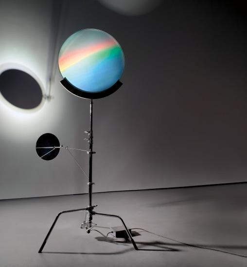 Holo lamp