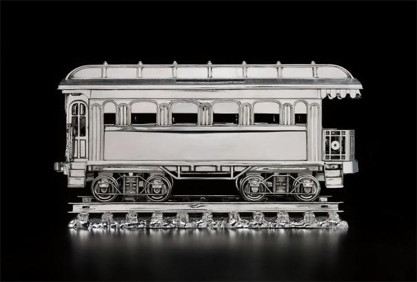 Jim Beam - Observation Car