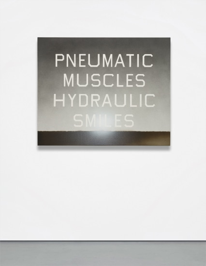 Pneumatic Muscles Hydraulic Smiles