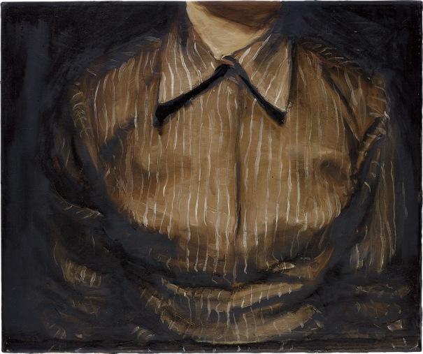 Michaël Borremans - The Shirt | Phillips