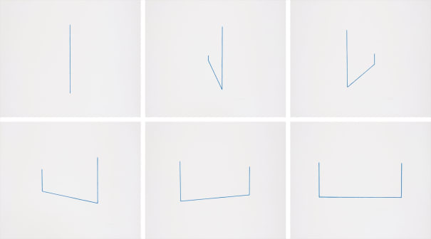 Serie von 6 Lithographien (Six Lithographs)