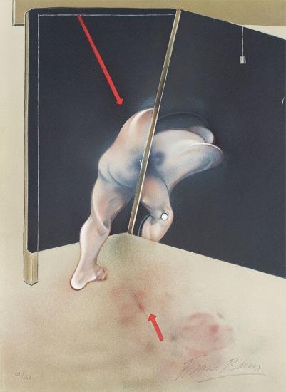 Logique de la sensation (after, Study from the Human Body 1981)