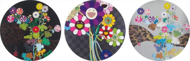 Architect of the Heart; Kansei: Skulls; Purple Flowers in a Bouquet