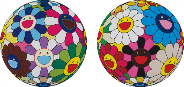 Flower Dumpling; and Flower Ball (Algae Ball)