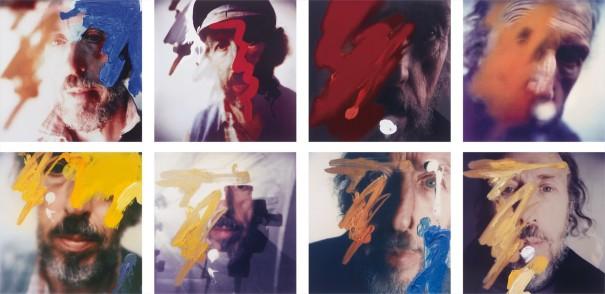 Eight Self-Portraits