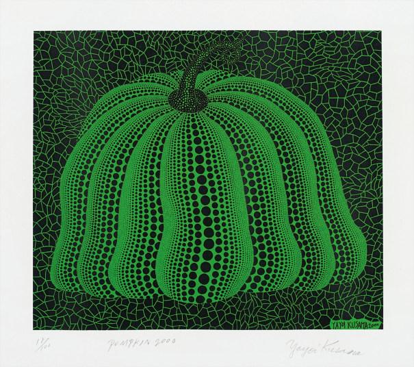 Pumpkin 2000 (Green)