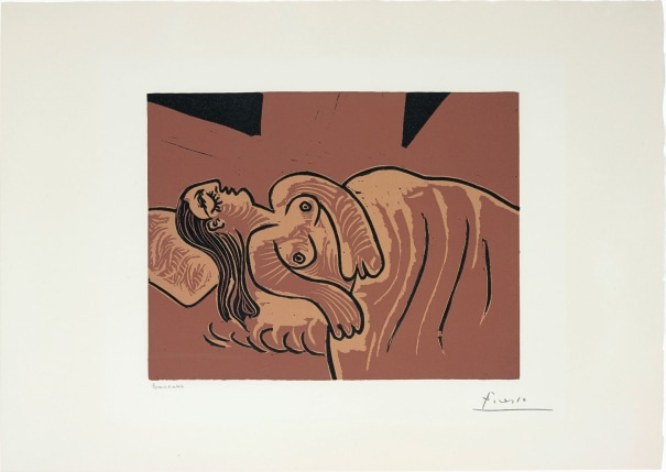 Femme Endormie (Sleeping Woman)