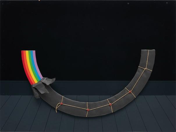 Dark Rainbow Present