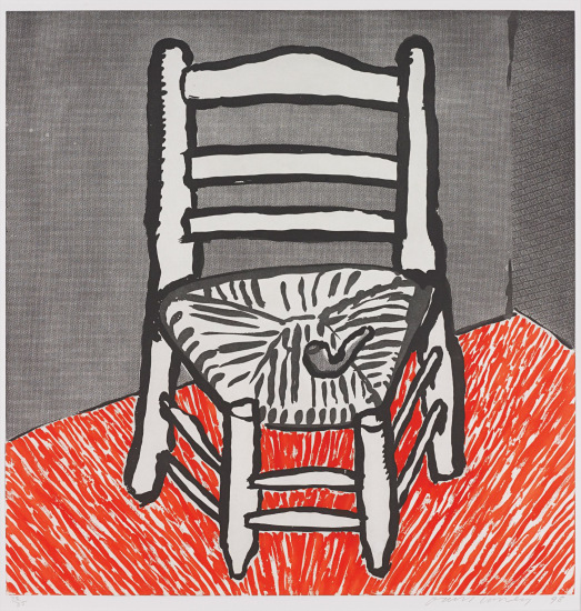 Van Gogh Chair (White)