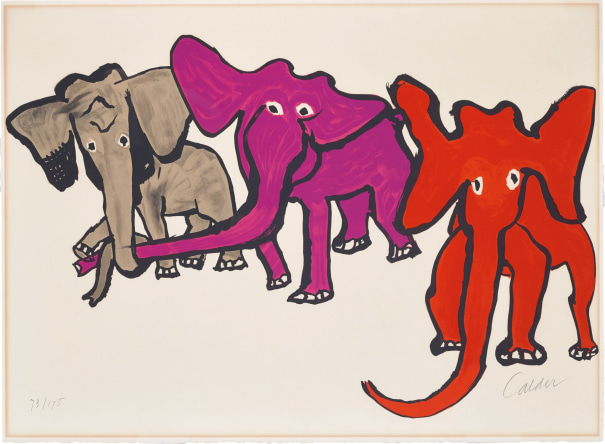 Elephants, from Our Unfinished Revolution