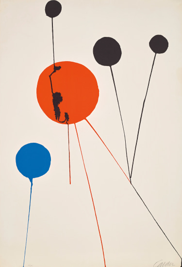 Untitled (Balloons)
