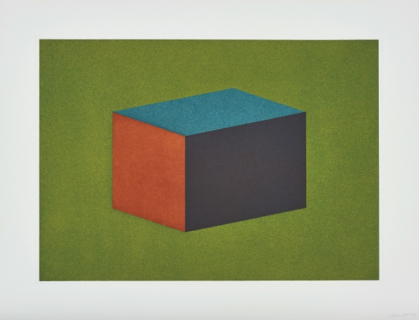 Forms Derived from a Cubic Rectangle: Plate #01