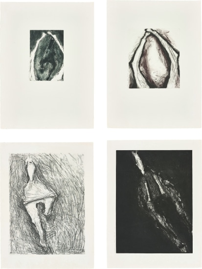Untitled (May Nos. 1-4)