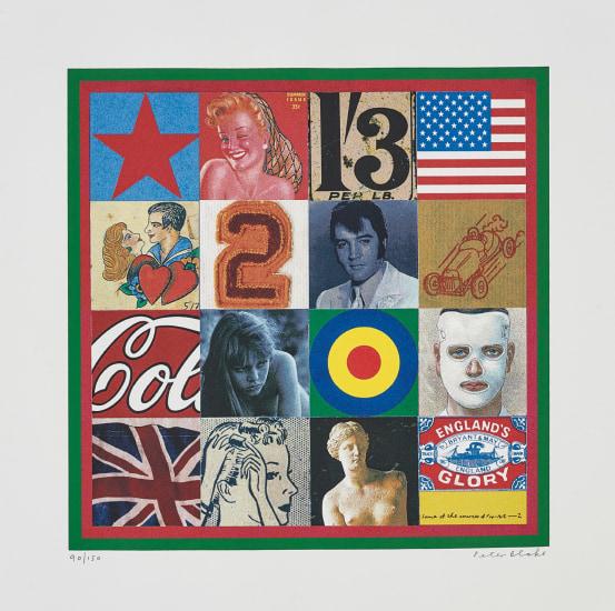 Sources Of Pop Art II