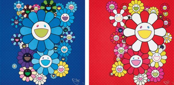 Blue Velvet; and Rose Velvet