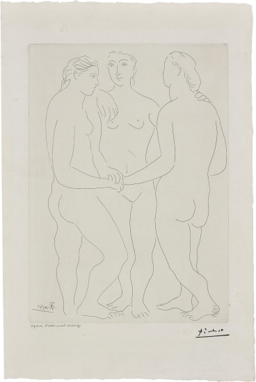 Les Trois amies (The Three Friends)