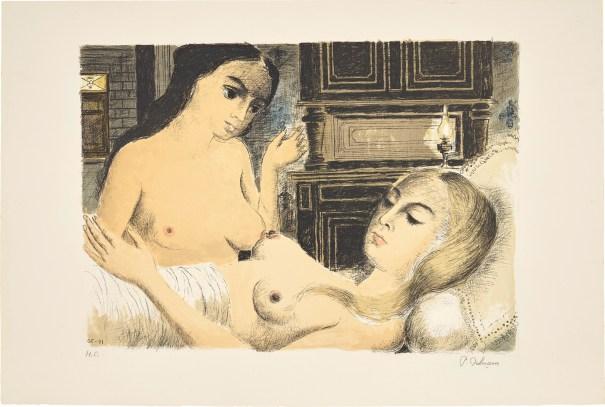 Le Sommeil (Sleep)