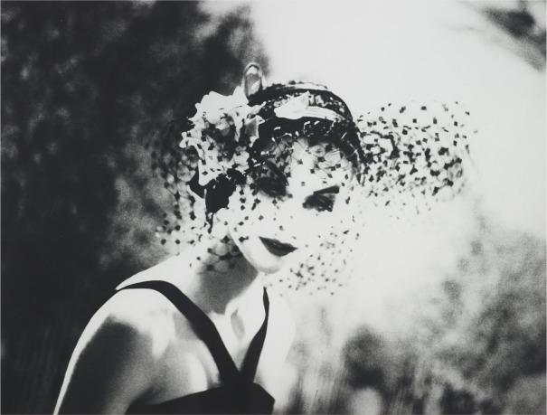 Anne Saint-Marie, New York, Chanel Advertising